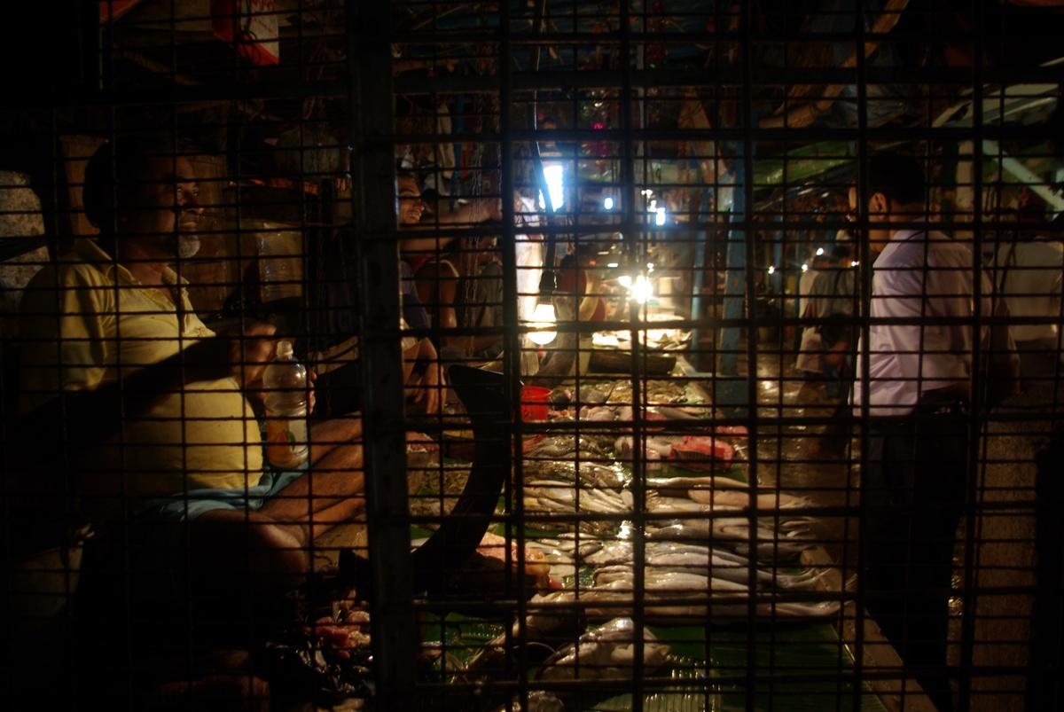 Fish Market! Pachnie dorszem... lol xD.