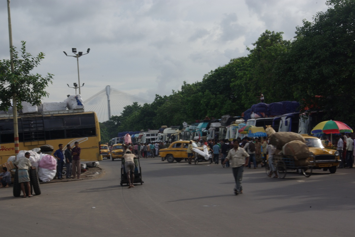 Babu Ghat Bus Station
