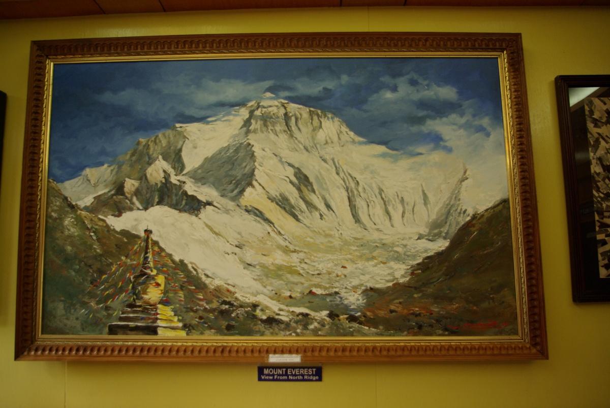 Mount Everest – tutaj każdy ma na jego punkcie fioła