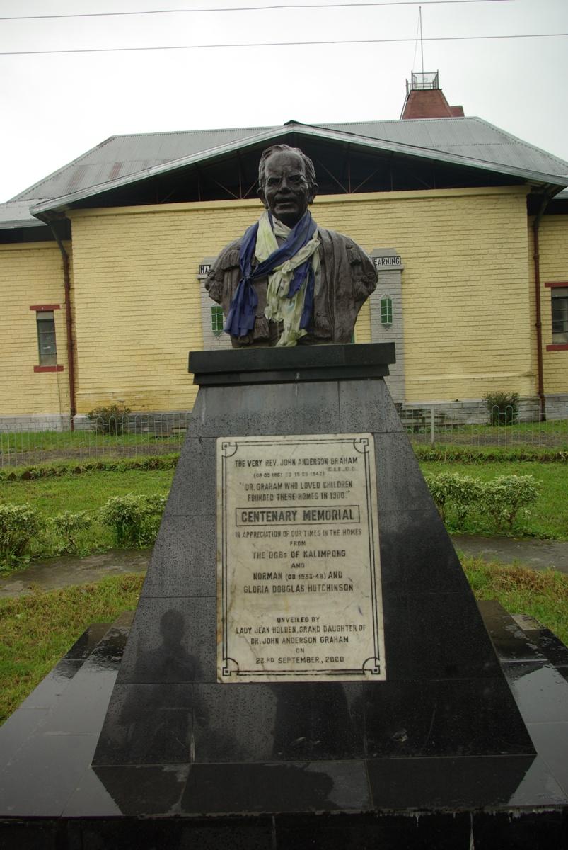 Pomnik Dra Grahama