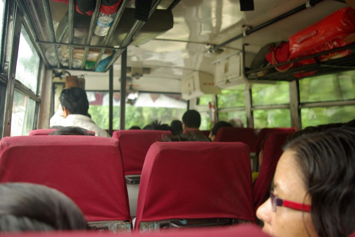 Tak dla odmiany – prawdziwy bus, nie jeep!