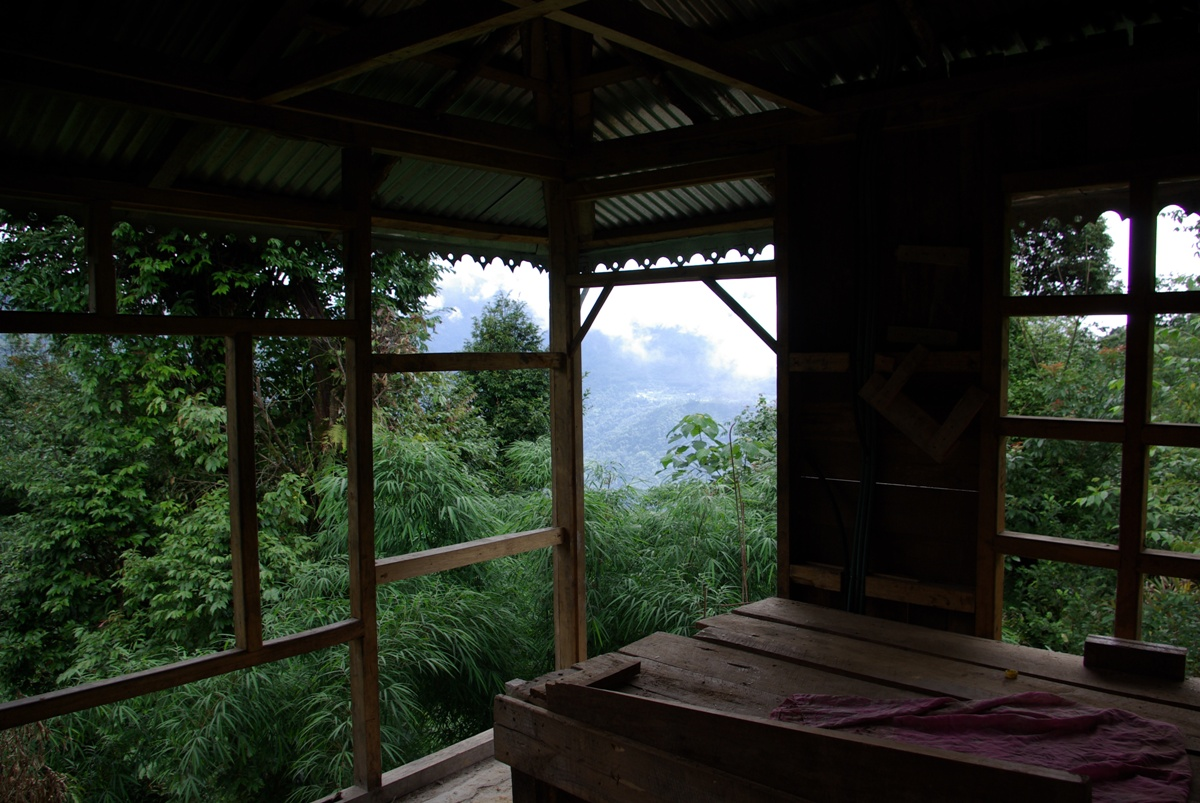 Widok przez przyszłe okna ;)