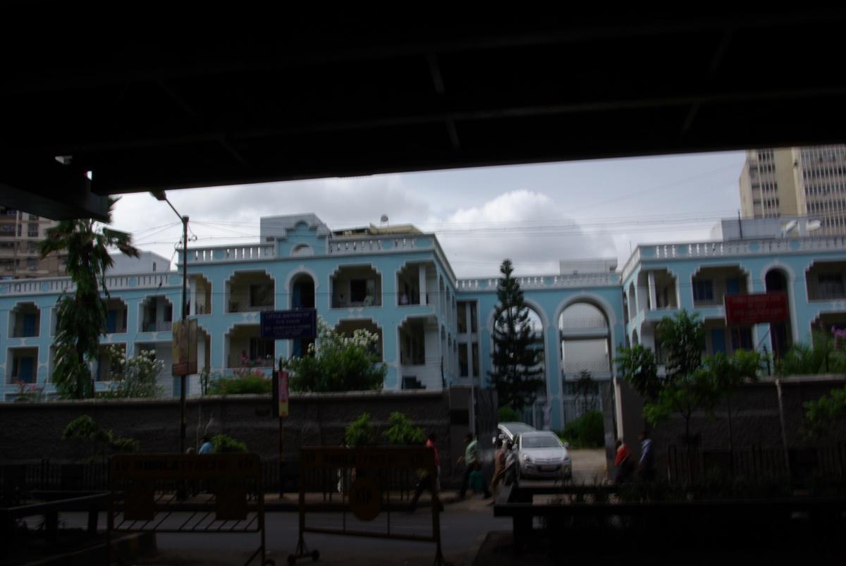 Jeden z przybytków dla ubogich założony przez Matkę Teresę z Kalkuty