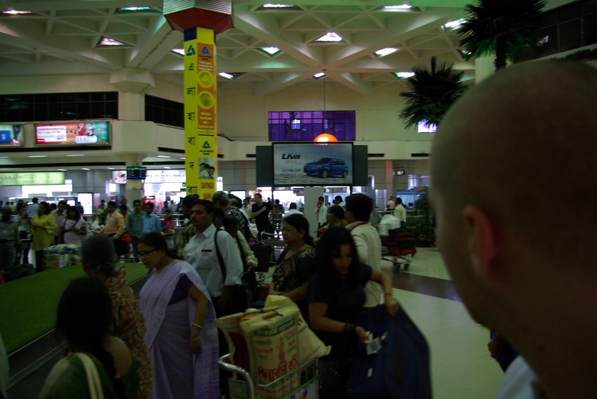 Lotnisko w Kalkucie