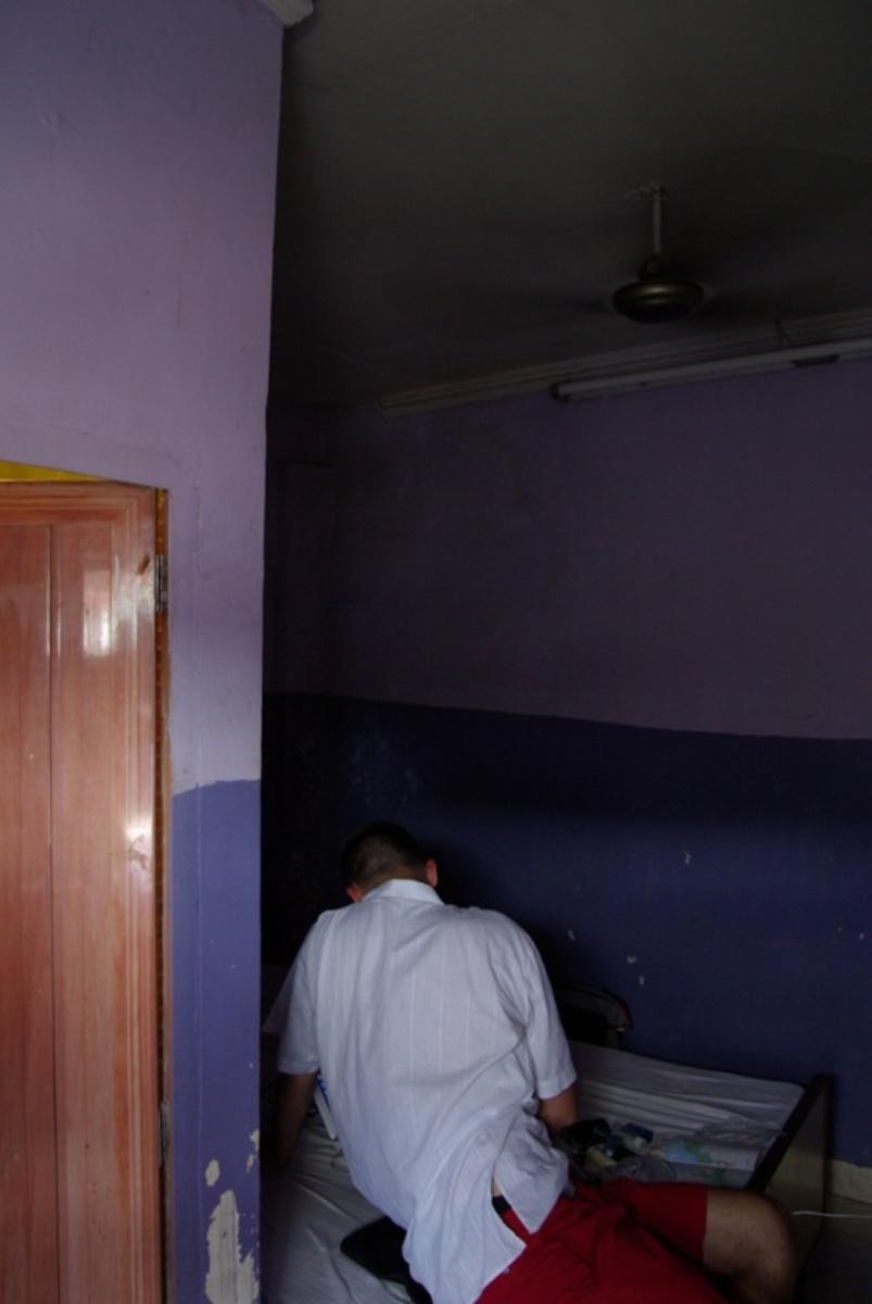 Nasz pokój w Ashok Guest House